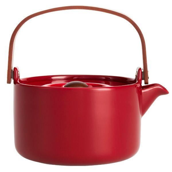 Oiva tea pot 0,7 L by Marimekko.