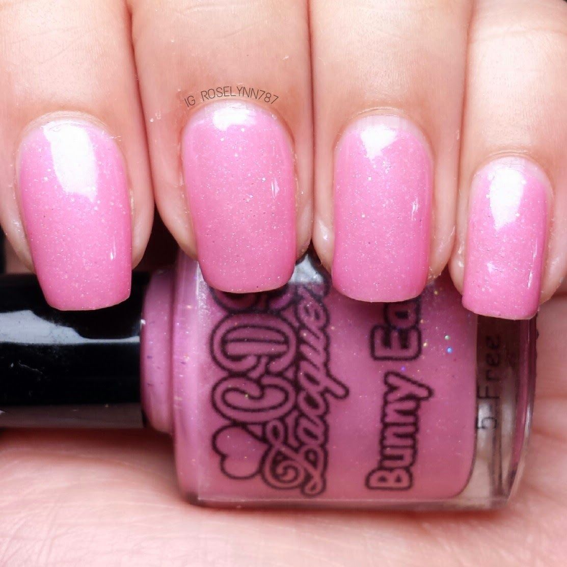 Bunny Ears CDB Lacquer, part of the Easter Morning Collection. Full ...