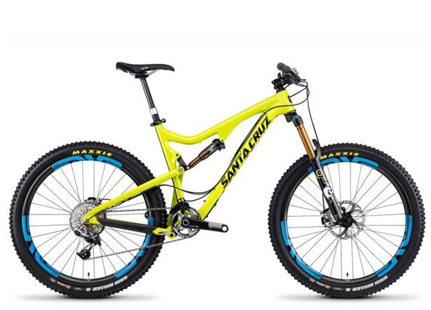 First Look Santa Cruz Bronson 27 5 Best Mountain Bikes Bicycle Bike Santa Cruz Bicycles