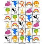 Free Printable Animal Stickers
