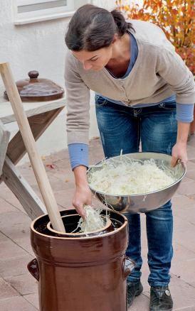 Sauerkraut selber machen #kombuchaselbermachen