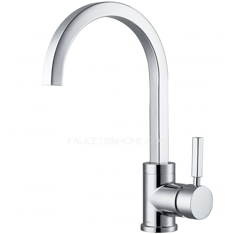 Cool Fancy One Handle Kitchen Faucet 93 About Remodel Small Home