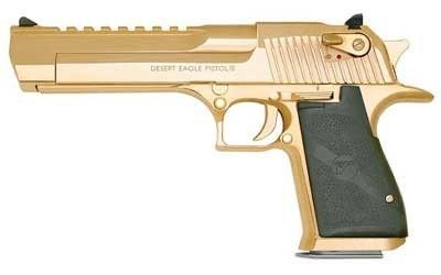 Look what WE have! A 24k Magnum Research Desert Eagle     and it can