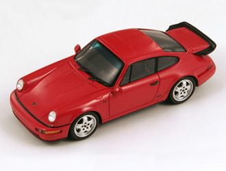 Porsche 964 Rs America Coupe 1993 Resin Model Car By Spark S3458