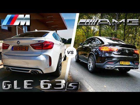 Comparatif Entre La Bmw X6 M Et La Mercedes Benz Gle 63 S Amg