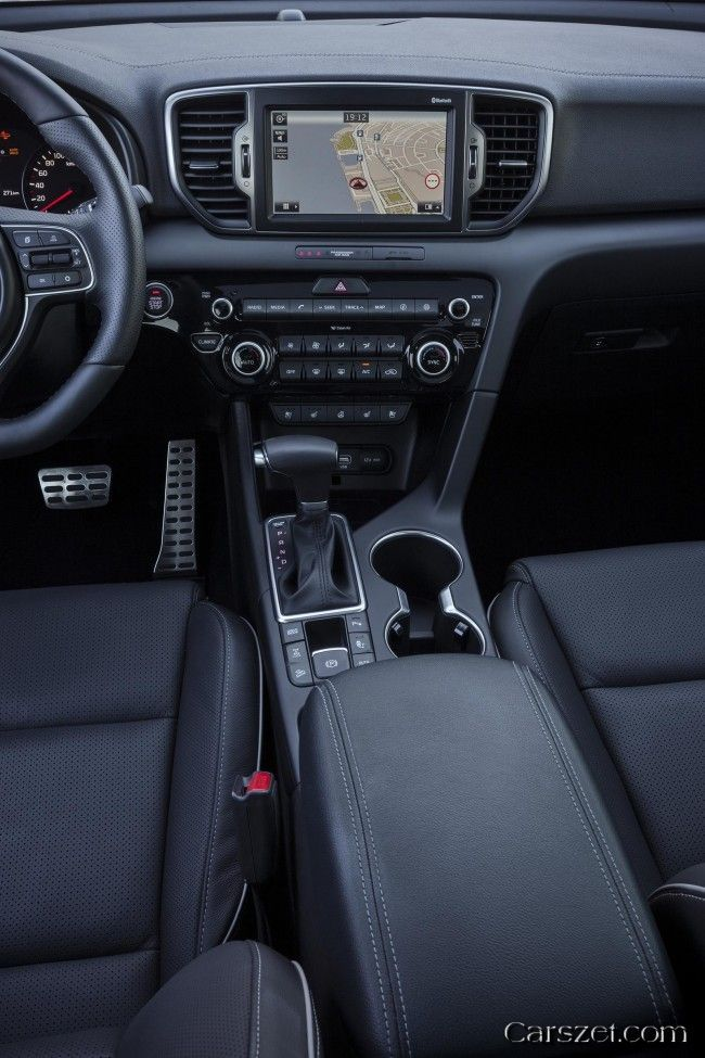 2018 2019 Kia Revealed The Details And Showed The Interior Of The