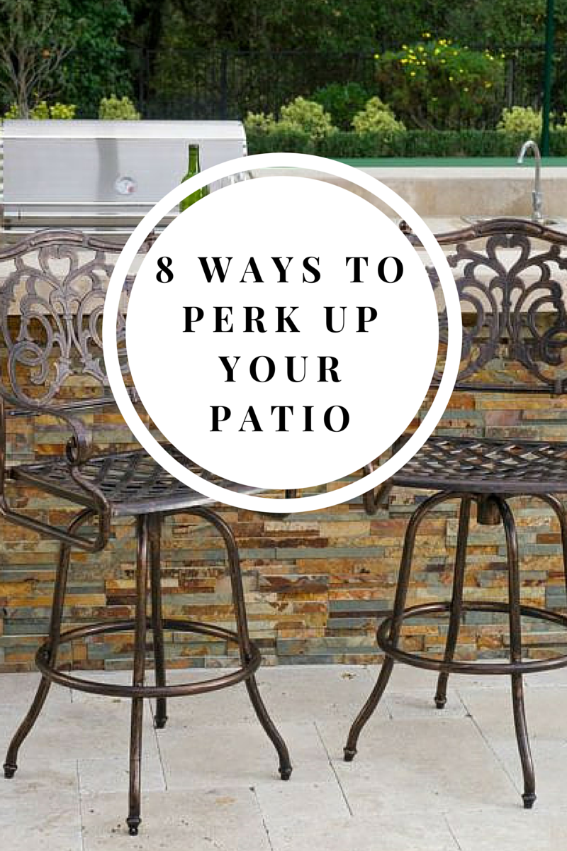 8 Ways to Perk Up Your Patio   Colorful umbrellas, Outdoor living ...