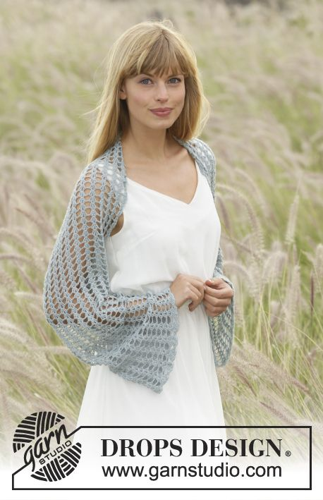 Ärmelschal - Free Pattern | womens patterns | Pinterest | Häkeln ...