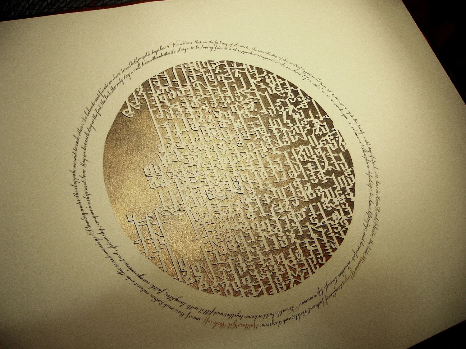 Pin On Ketubah