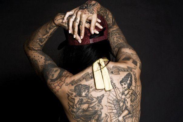 Calu tattoos