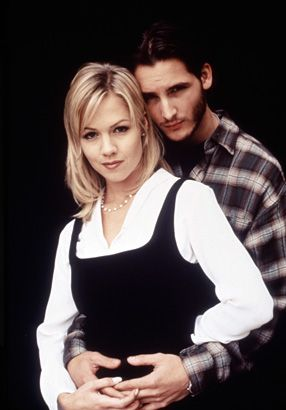 Jennie Garth and Peter...