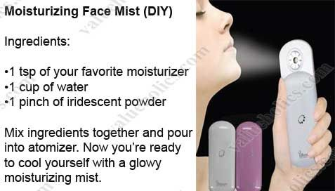 Make your skin glow with this moisturizing face mist diy make your skin glow with this moisturizing face mist diy facialmist moisturize solutioingenieria Gallery