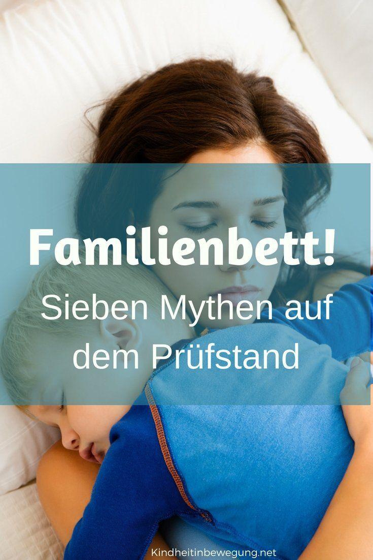 7 Mythen über das Familienbett