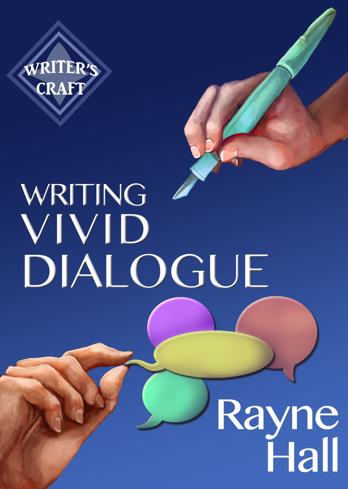 how to write an argument in fiction