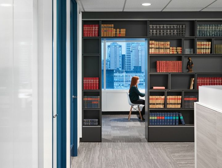 Smart U0026 Biggar LLP Offices By SDI Interior Design, Toronto U2013 Canada »  Retail Design