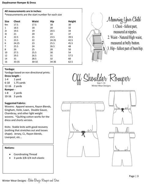 9010bb121 Boho Breeze Romper and Dress for Girls 9m-16