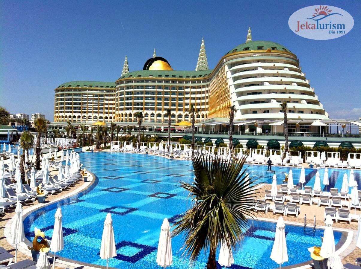 Surprizaƒ De Septembrie Az I Hotelvizitat Delphin Imperial 5 Dÿ œ Din Lara Turcia Are Acum As I Cheap Vacation Spots Beachfront Hotels Imperial Hotel