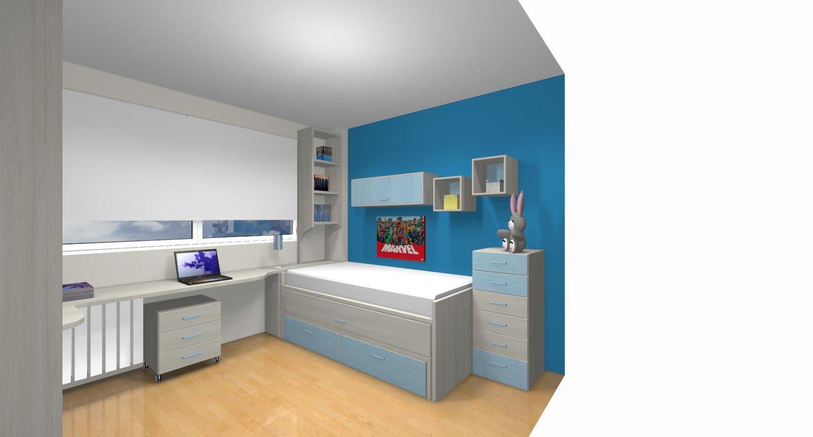 Dormitorios juveniles a medida en madrid proyectos de decoracion pinterest - Dormitorios juveniles en madrid ...