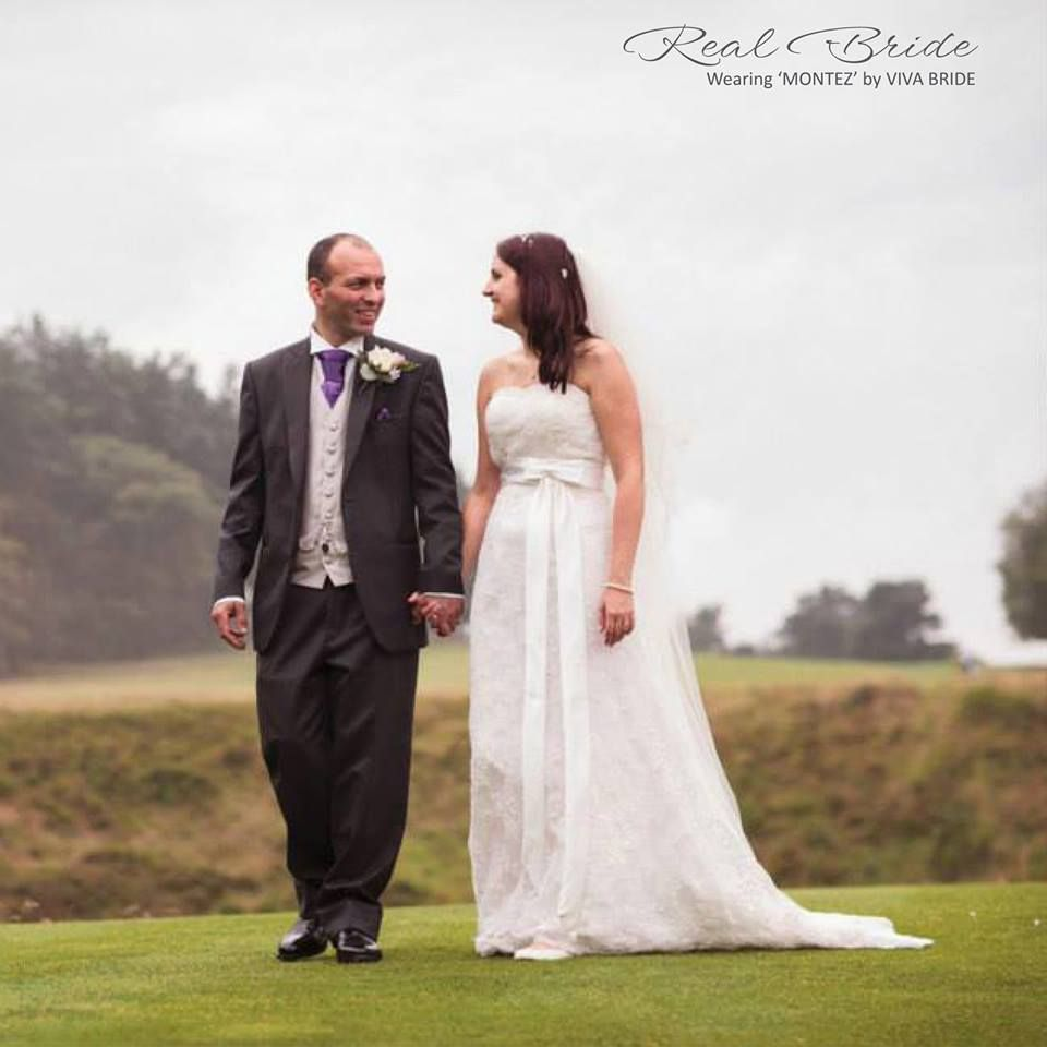 Real Brides Wed2b: What A Beautiful Photo Of WED2B Real Bride Katie In