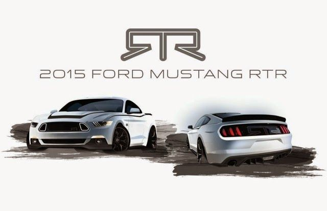 First look at the RTR Mustang