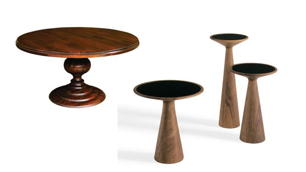 A Fabulous List Of 21 Round And Wooden Pedestal Coffee Table
