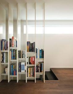 Image Result For See Through Bookshelf Home Pinterest