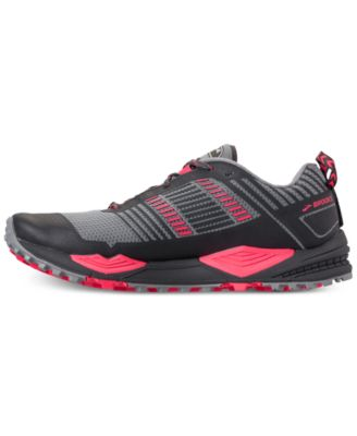 6ddc6ff237179 Brooks Women s Cascadia 13 Trail Running Sneakers from Finish Line - Gray 8