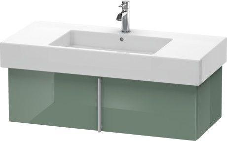 Vero Mueble para lavabo, suspendido #VE6114 | Duravit 100x446 | Baño ...