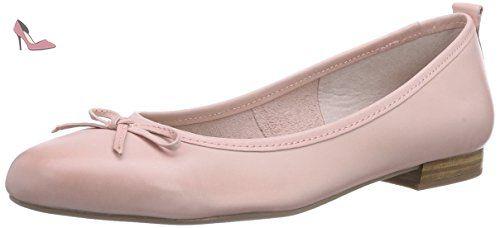 Tamaris 22122, Ballerines femme rose Pink Pink (Rose