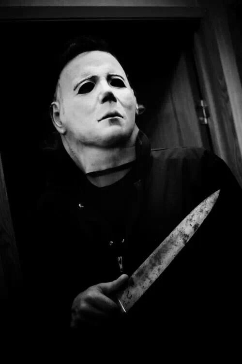 Halloween Saga.Michael Meyers Of The Halloween Saga Michael Myers Michael Myers Halloween Halloween Film