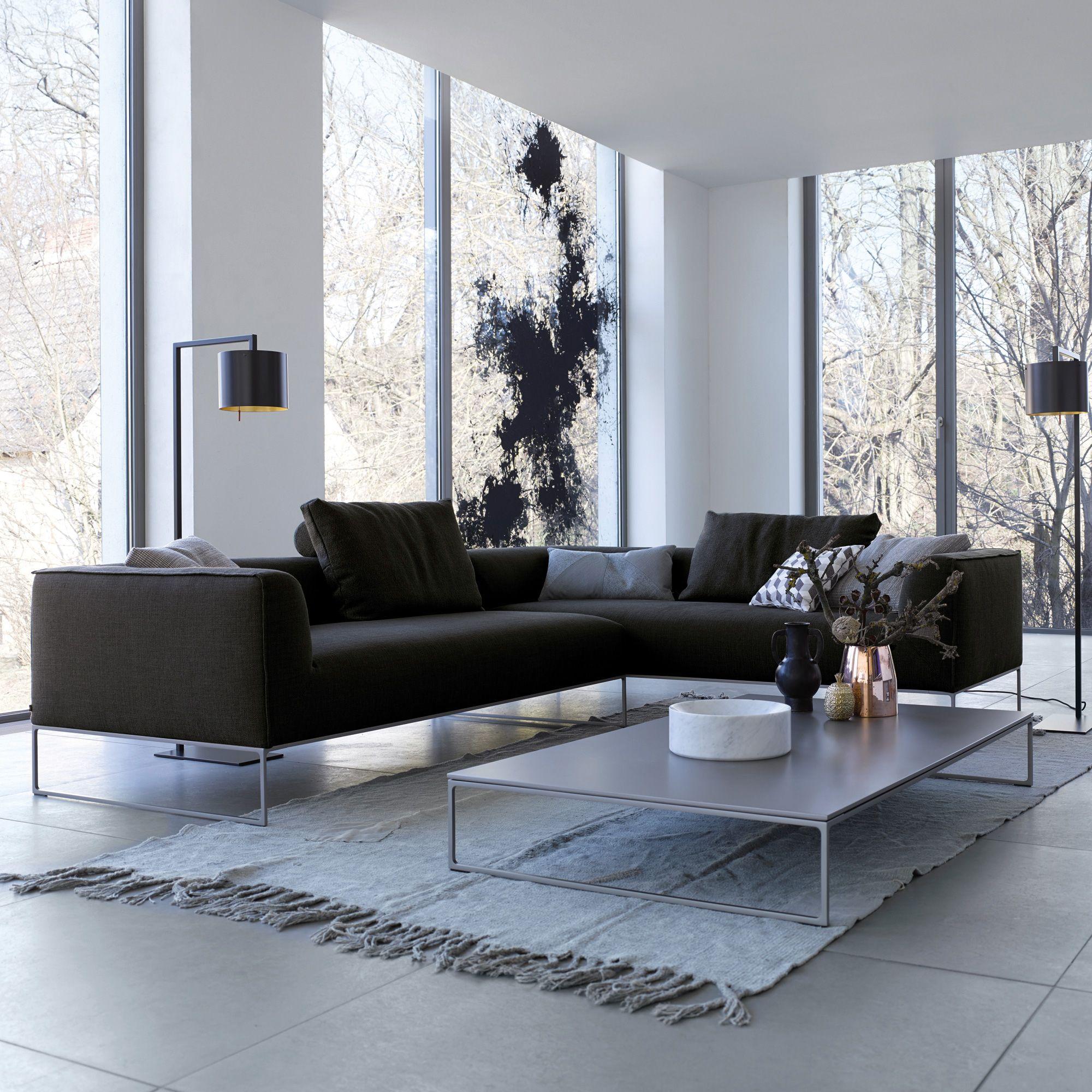Cor Sofa Mell Ist Ein Vielseitiges Polstermöbelprogramm. Sofa Mell Hat  Viele Module Für Ihre Individuelle Sitzlandschaft.