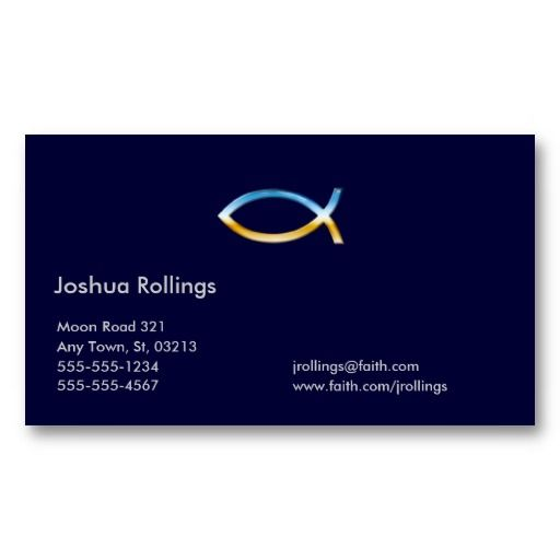 Christian Business Card Zazzle Com Christian Business Elegant Business Cards Cards