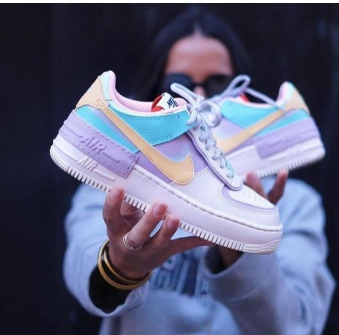 air force 1 mid mujer 36