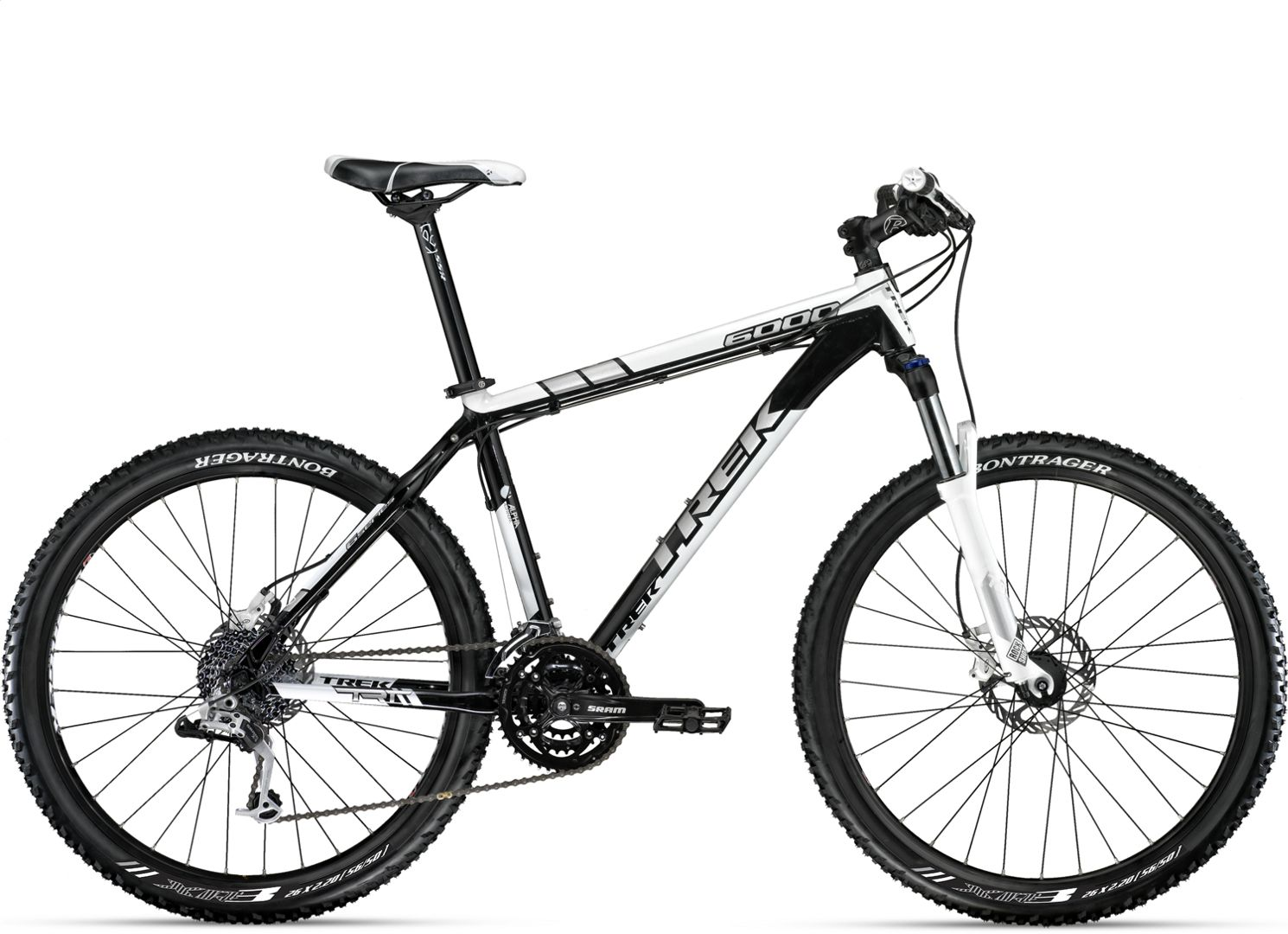 Trek 6000 Mtb Not Quite A 9 Series But Considerably Easier On The