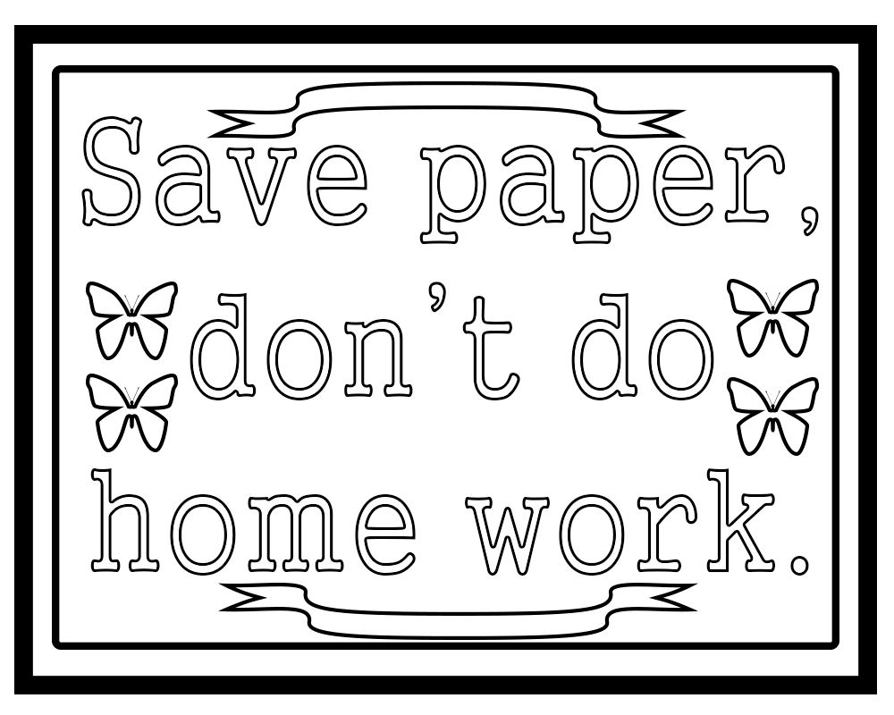Funny Quote Coloring Pages Printable In 2021 Funny Quotes Quote Coloring Pages Quotes