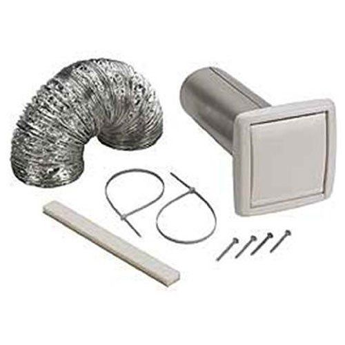 Nutone Wvk2a Flexible Wall Ducting Kit For Ventilation Fa With Images Wall Vents Bathroom Exhaust Fan Bathroom Exhaust