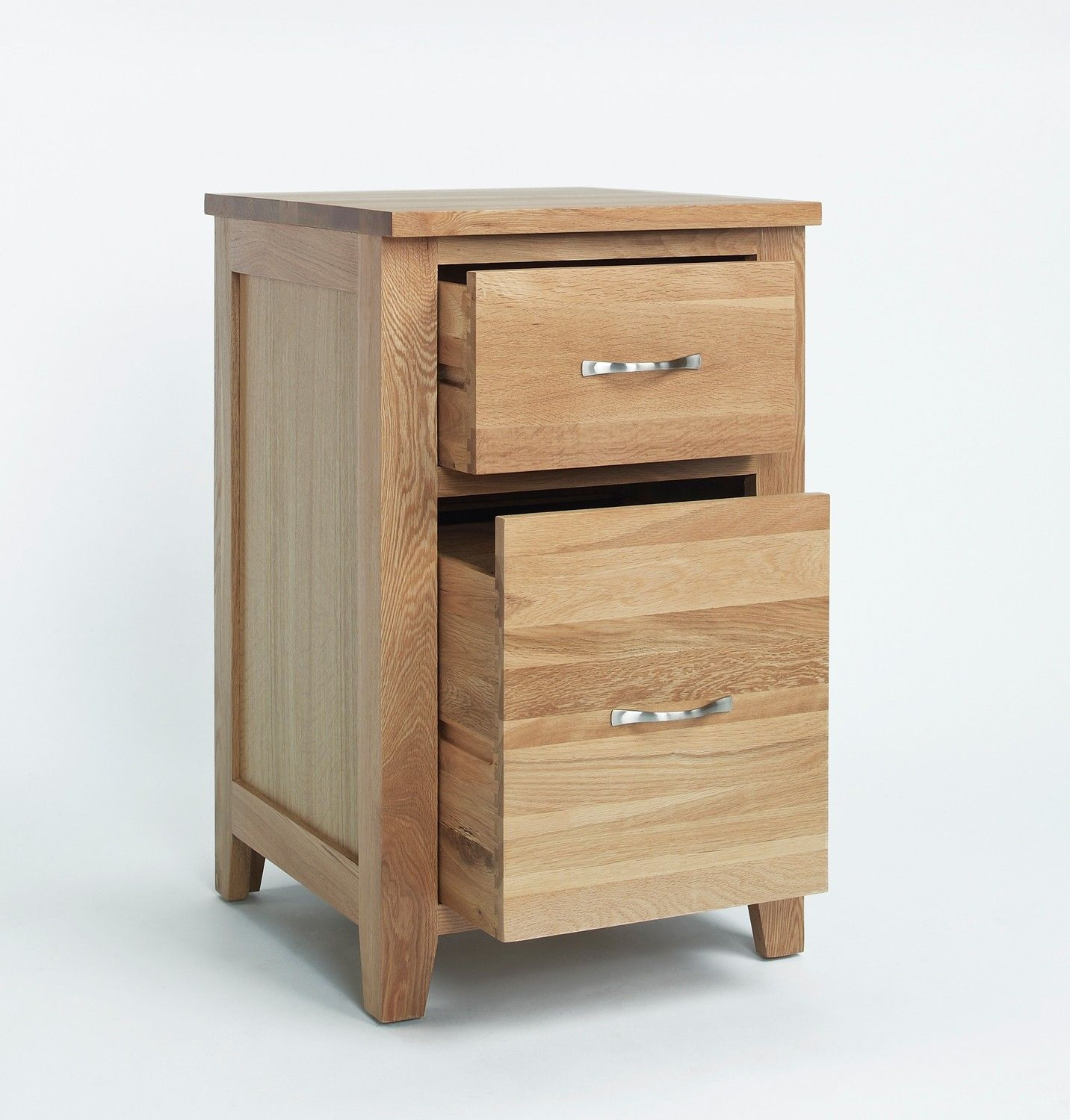 Sherwood Oak Filing Cabinet 2 Drawer Is Made Of A High Quality Grade Of Oak Which Exhibits All The Ha Filing Cabinet Drawer Filing Cabinet Oak Display Cabinet