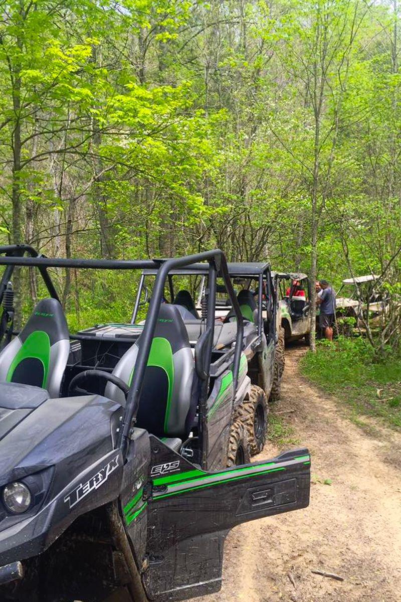 This Kentucky Adventure Park Might Just Be Your New Favorite Summer Destination Adventure Park Adventure Atv Riding