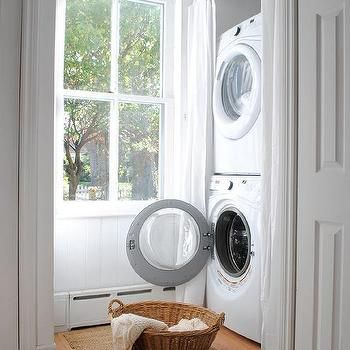 Image Result For Washing Machine Behind Curtain Laundry Room