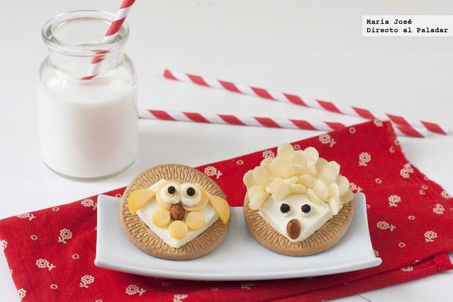 recetas de pinchos frios para ninos