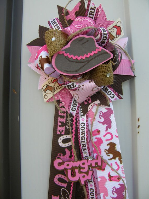 Cowgirl Baby Shower Baby Shower Western Baby Shower Girl By