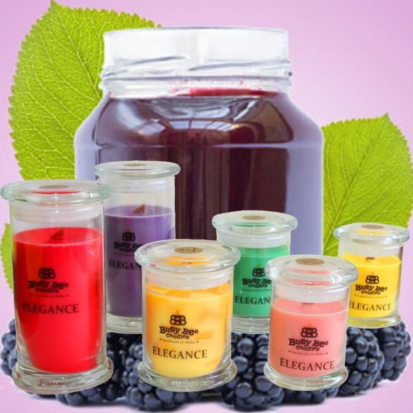 #Win a fab @BusyBeeCandles #EleganceScentedCandle in our brand new, soon to release Bramble Jelly scent! Fllw & RT! http://t.co/Vu3LSlvpE6