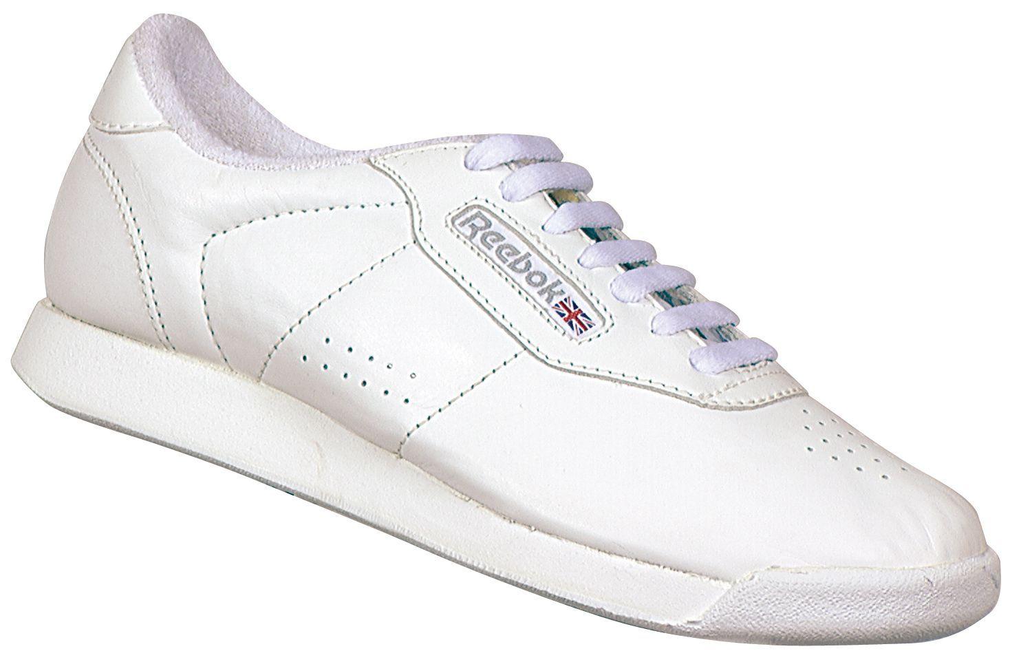 Reebok White Shoes