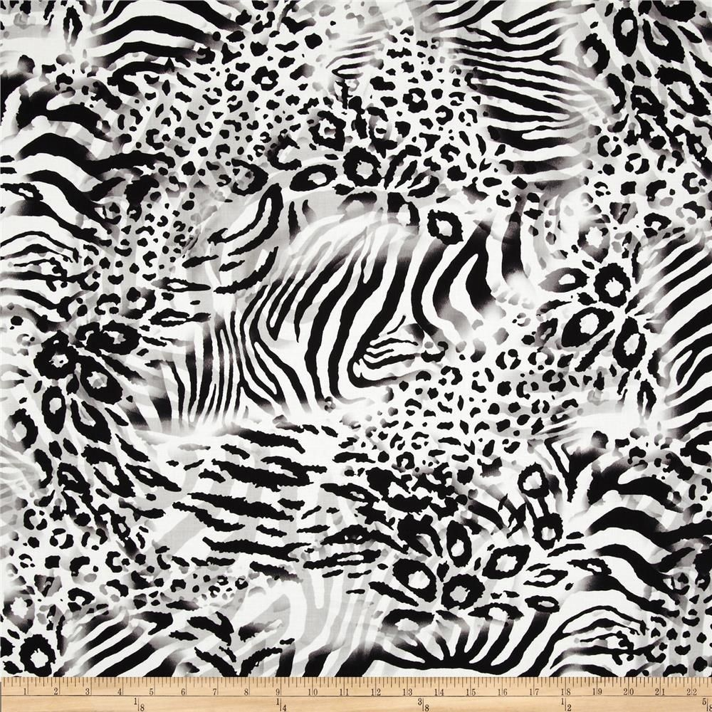 Tiger print | Absolutely Fabulous | Pinterest | Accent colors Printing and Fabrics