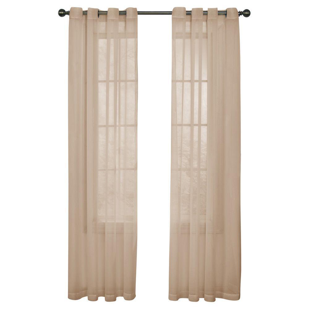 Curtain Fresh Arm And Hammer Odor Neutralizing Sheer Window