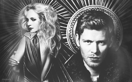 Caroline Forbes & Klaus Mikaelson | Klaroline | Vampire