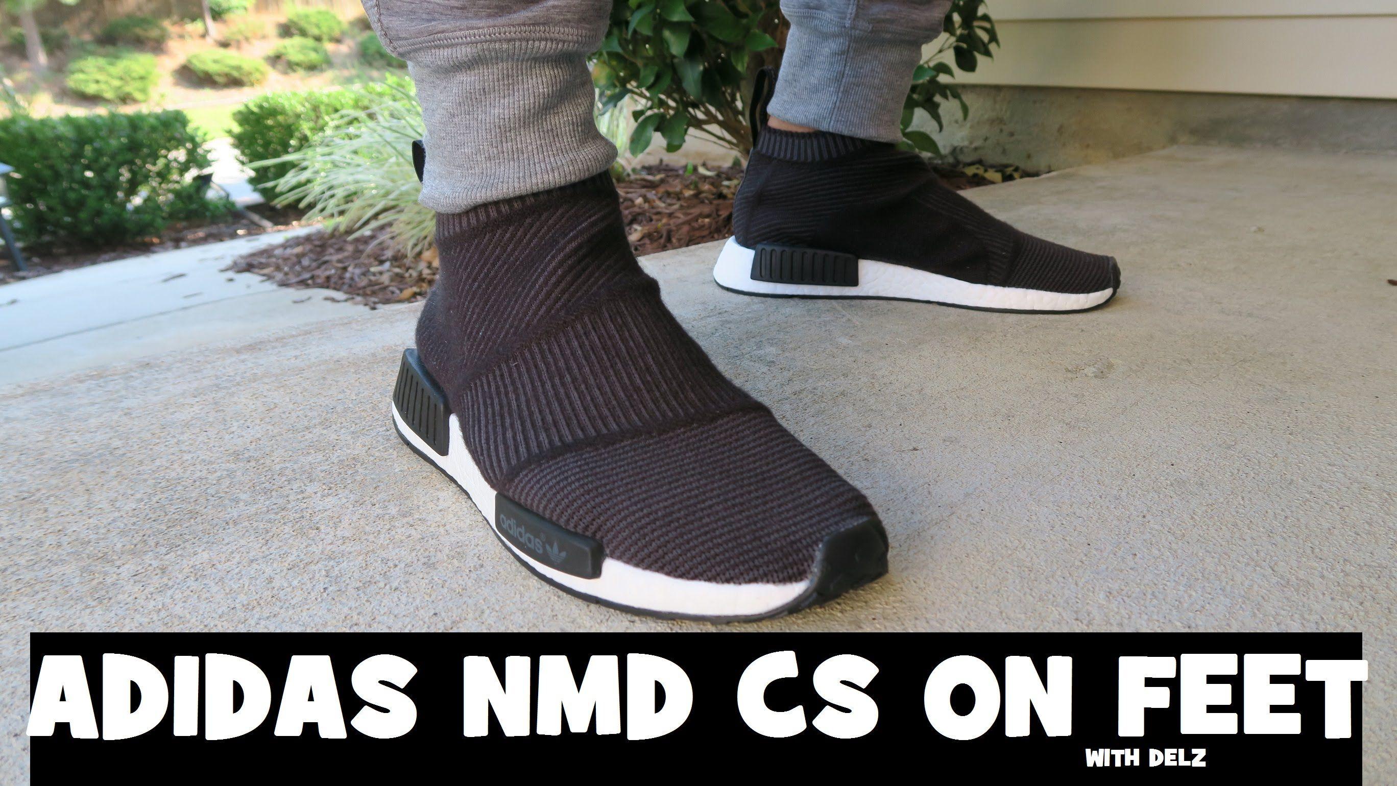 official photos fb1e3 5ba3e adidas Originals NMD City Sock