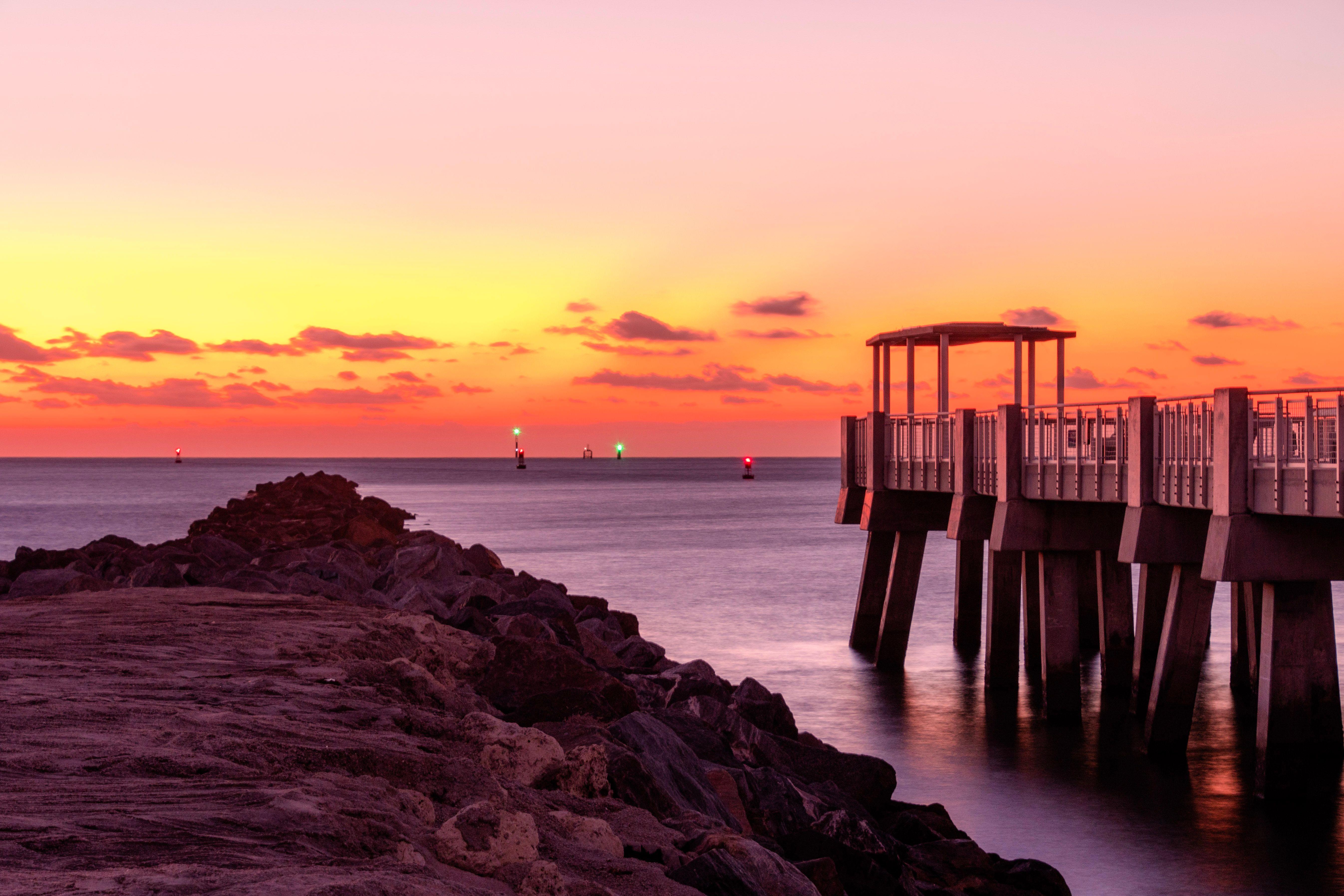 Miami Beach South Pointe Park Photo By