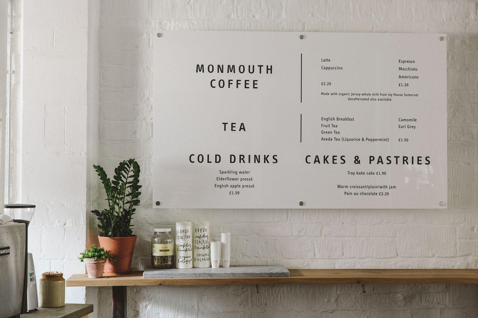 Melanie Giles Cafe Cereal Cafe Menu Boards Coffee Shop Menu Cereal Magazine