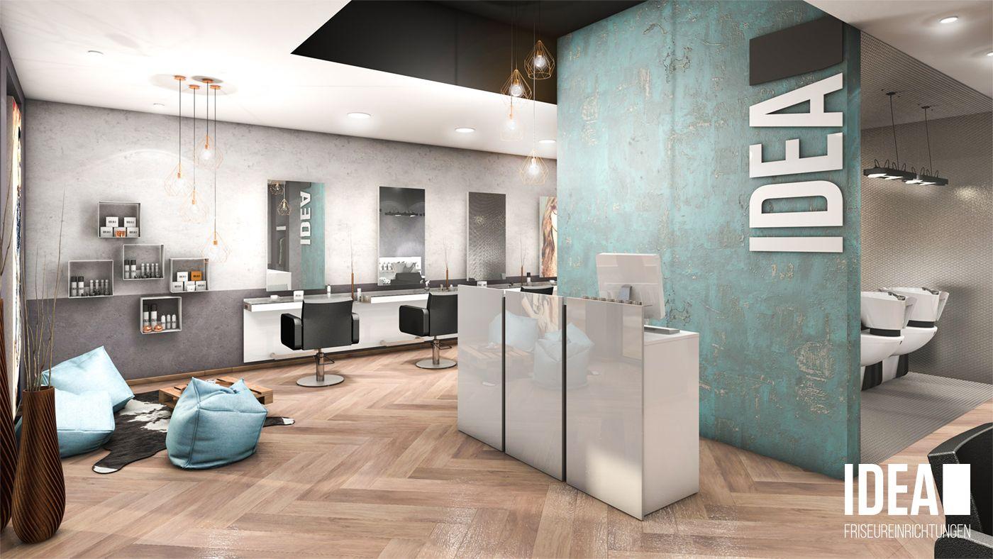 www.idea-friseure... #hair #beauty #salon #furniture #design #idea ...